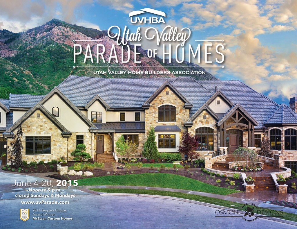 The Utah Valley Parade of Homes features 32 homes this year. Preview those homes here.