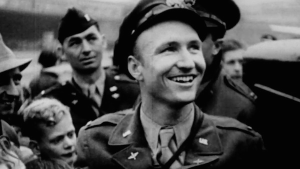 "Col. Gail Halvorsen (Ret.), the man known as ""the candy bomber"" during the Berlin Airlift in the 1940s, is featured in ""Meet the Mormons."" Halvorsen will participate in the Freedom Festival on July 3 in Orem."