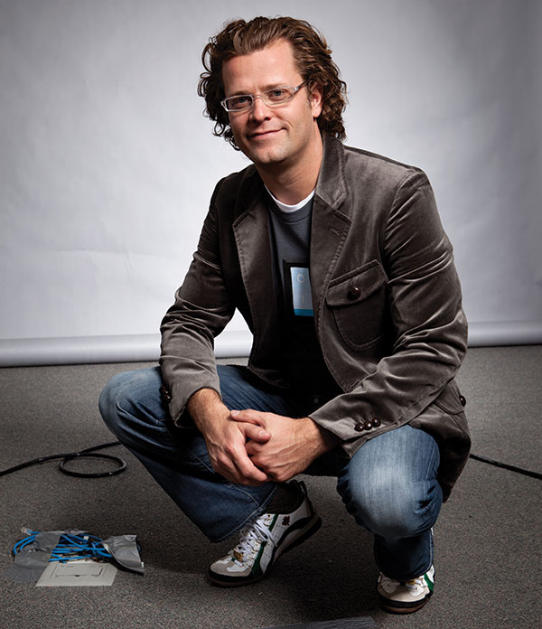 Josh James, founder of Omniture and Domo