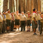 LDS Church re-evaluating involvement with Boy Scouts