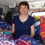 Wrapped in comfort: Cristy's blankets gives Life Flight crews another needed supply