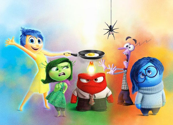 "Disney's ""Inside Out"" steps into your head to meet your emotions. BYU"