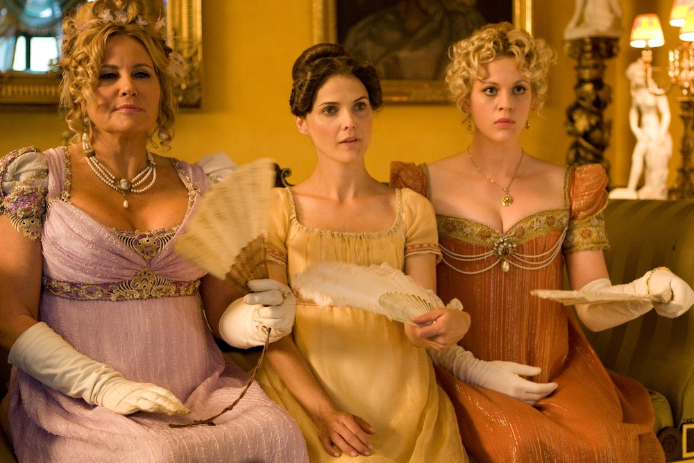 """""""Austenland,"""" a film directed by Jerusha Hess, premiered at the Sundance Film Festival in 2013. The movie is based off the book by Utah author Shannon Hale. (Photo courtesy Sony Pictures)"""