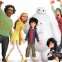 """Big Hero 6"" is being shown at LaVell Edward Stadium on Friday night."