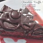Recipe: Chocolate Truffle Pie