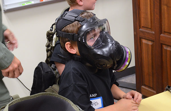 17 photos from the orem police kids camp tour and squirt gun war utahvalley360. Black Bedroom Furniture Sets. Home Design Ideas