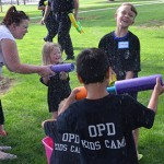 17 photos from the Orem police Kids Camp tour and squirt gun war