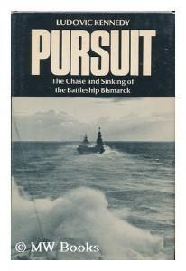 Pursuit Bismarck Ludovic Kennedy