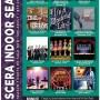 SCERA Indoor 2015 schedule