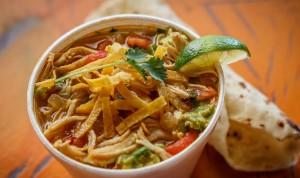 Cafe Rio Tortilla Soup