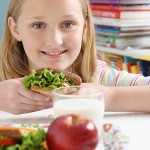 Intermountain Healthcare healthy school lunch giveaways