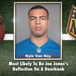 Jimmy Fallon takes humorous hit at Kyle Van Noy on 'The Tonight Show'