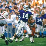 Why Ty Detmer joined the LDS Church at BYU