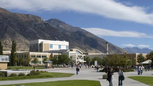 Photo courtesy Mormon Newsroom; photo by Jaren Wilkey/BYU PHOTO