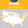 Provo was named the Best City for Career Opportunities by SmartAsset. Both Salt Lake and Logan made the top 10 list. (Image courtesy smartasset.com)