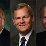 Three new LDS apostles sustained in general conference