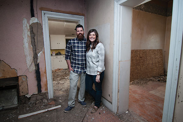 Andy and Candis Meredith are currently working on one house in Provo, three in Springville, six in American Fork and two in Lehi. Their most recent triumph, a Victorian mansion in Payson, will be the subject of their new television series on HGTV and DIY networks.