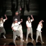 VIDEO: Mark Pope dances with daughters at UVU Midnight Madness