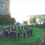 VIDEO: The Piano Guys credit grace for Scottish 'Fight Song' mashup coming together