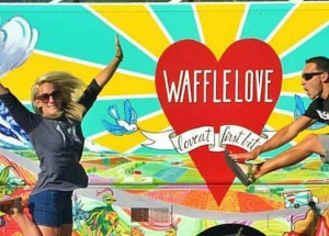 Waffle love feature