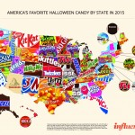 Nerds claims spot as Utah's favorite candy