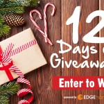 12 Days of Giveaways: The prize list for the 2015 Christmas giveaway