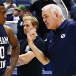 Early injury plague forces BYU to turn to young forwards