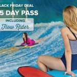 Provo Beach selling day passes for half price on Black Friday