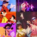 Peter Hollens and Stuart Edge bring 'A Goofy Movie' to life at the Provo Food Truck Roundup