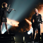 Cosmo and Lindsey Stirling join performances at Country Music Awards
