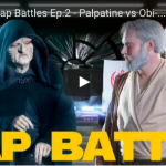 VIDEO: The force awakens in a Star Wars-themed rap battle