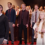 VIDEO: BYU Vocal Point rings in holiday season with original Christmas carol