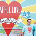 Waffle Love at first bite: Local devotion to the first food truck in the valley is waffle-iron-clad