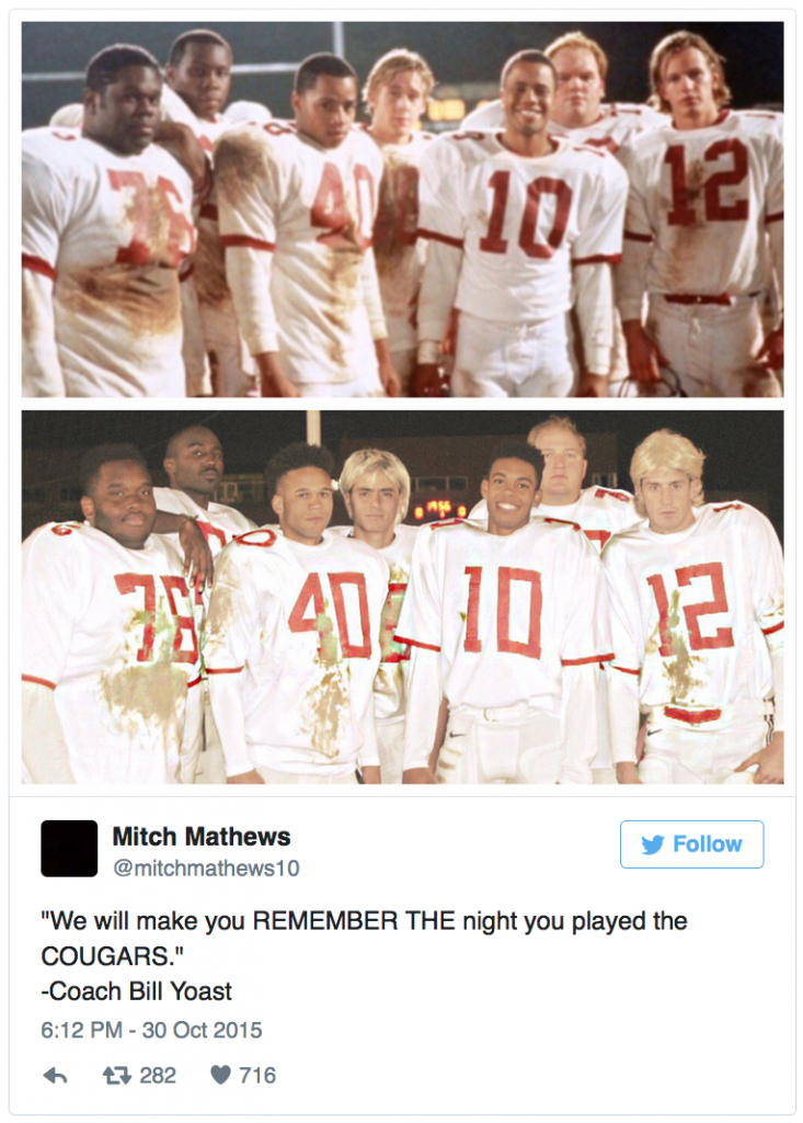 remember the titans byu