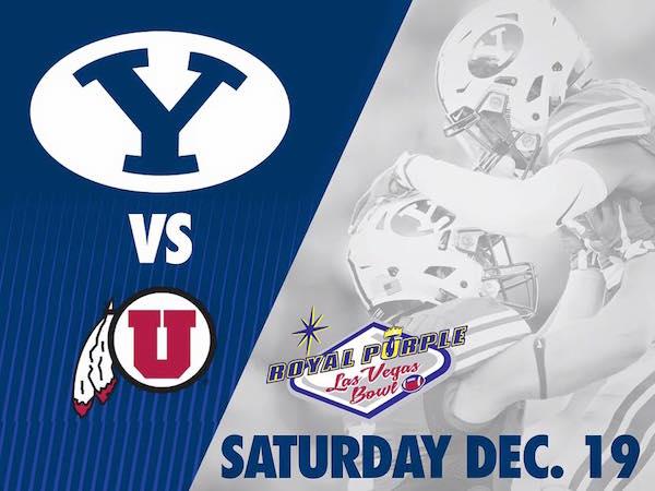 BYU vs. Utah bowl game
