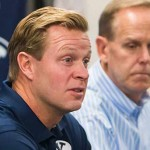 Bronco Mendenhall embracing new challenge in leaving BYU for Virginia
