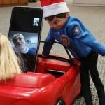 Officer Elf on the Shelf helps Orem Police Department share crime reports