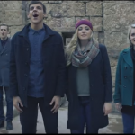 VIDEO: BYU Vocal Point and BYU Noteworthy promote faith with combined Christmas hymn