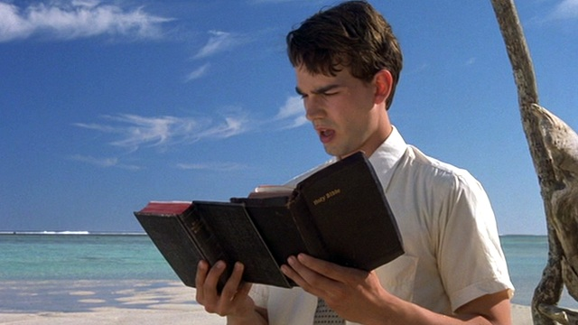"While not LDS, Christopher Gorham played the lead in ""The Other Side of Heaven."" (Photo courtesy BYUtv)"