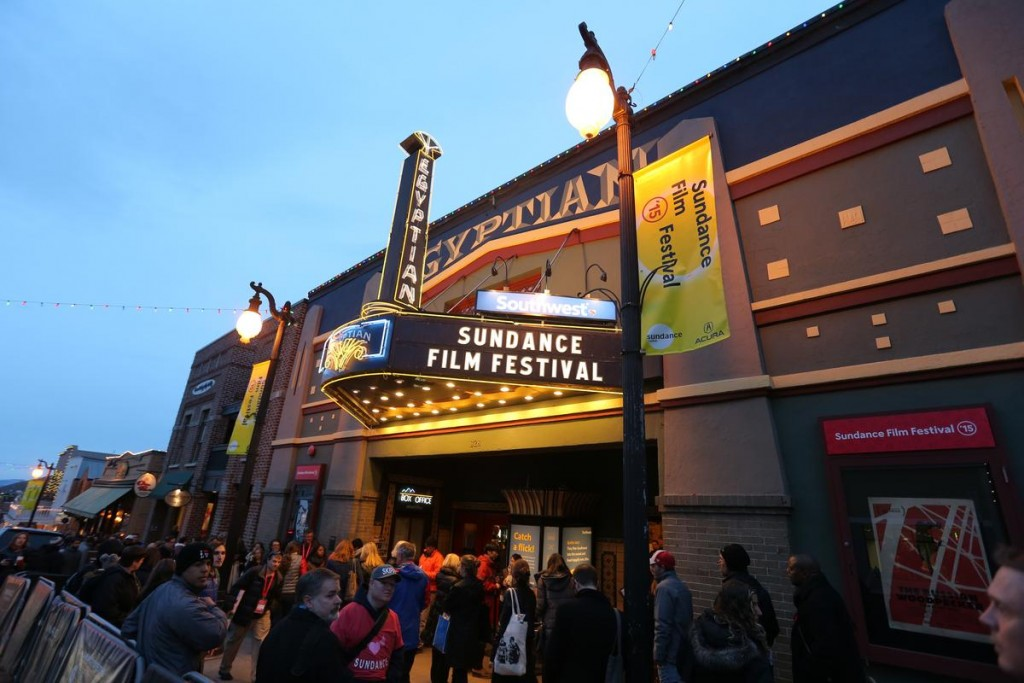The world-famous Sundance Film Festival gets into full swing Friday, Jan. 21, in Park City. (Photo courtesy of Sundance Film Festival)