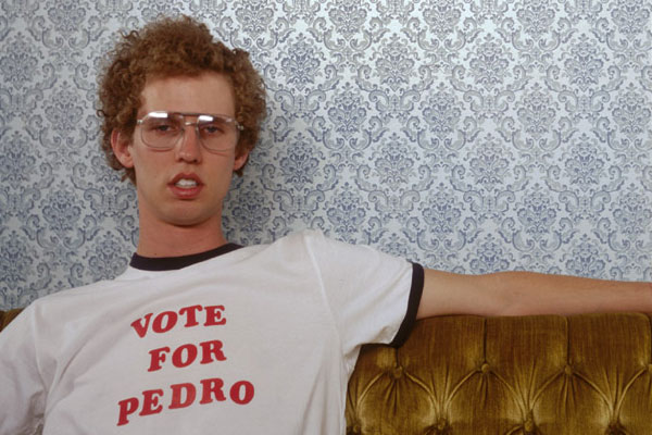 "Jon Heder started his acting career with ""Napoleon Dynamite."" (Photo courtesy FOX Searchlight)"