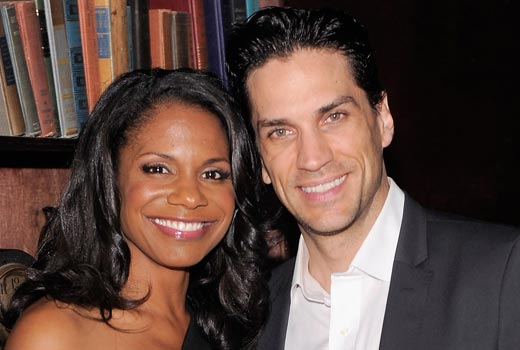 Will Swenson married Broadway actress Audra McDonald in 2012. (Photo courtesy Tumblr)