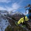 Sundance Resort reopened its new ZipTour in December for scenic winter views. (Photo courtesy Sundance Resort)