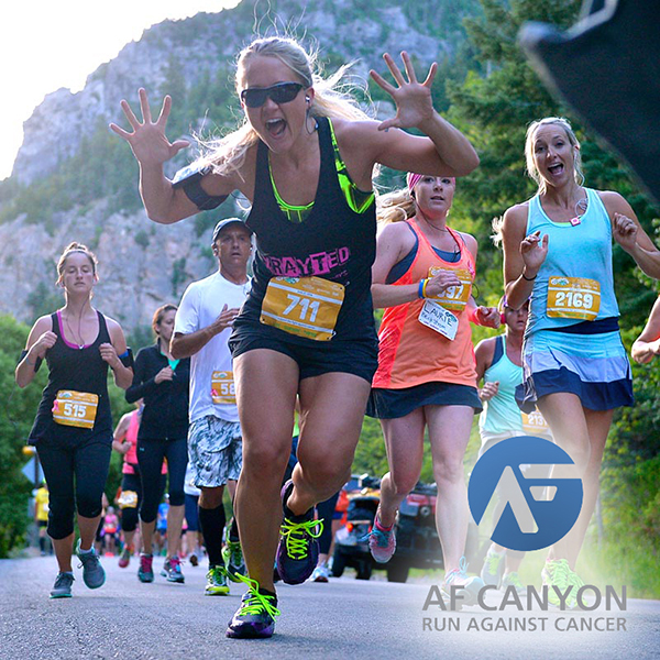 The American Fork Race Against Cancer added a 10K this year since construction on American Fork Canyon required the Utah Valley Hospital to cut back on the number of half marathon participants.
