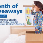 Month of Giveaways: List of prizes to celebrate Utah Valley Primary Children's Network