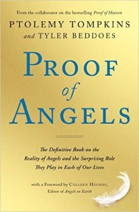 """Proof of Angels"" will be published is seven countries and in five different languages."