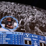 How Spencer rocked the ROC and became a BYU sports fan hero
