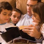 How to engage small children in scripture study