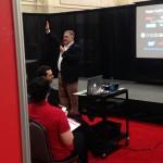 Rudy Reuttiger highlights seminar-packed Big Biz Conference