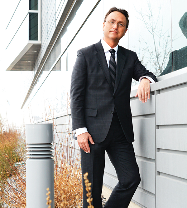 As Coldwell Banker Commercial's No. 1 agent globally, Brandon Fugal is built to last.